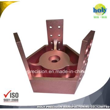 Bête pour usinage CNC en aluminium 6061 de prix usine