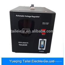 Type de relais d'affichage LED 5kv stabilisateur de tension automatique