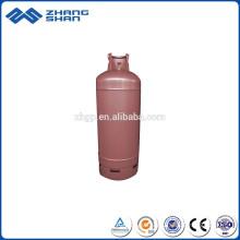 Seleção garantida de efeito 50kg Lpg Cilindro de aço a gás com válvula de latão