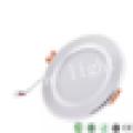 Горячее промотирование !!! Высокая яркость 60x60cm 6W12W18W круглый потолочный светодиодный светильник CRI85 100lm / W CE ROHS одобрение сделано в Дунгуань