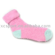 Warmer women floor socks