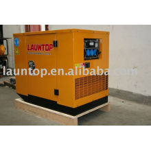 9.5kW single phase twin cylinder silent gasoline generator