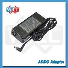 Adaptador de corriente continua DC 24v 6a de alta calidad para portátil