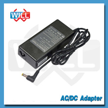Adaptateur secteur AC DC 24v 6a cc haute qualité pour ordinateur portable