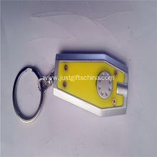Promotional Led Diamond Keyring Torches