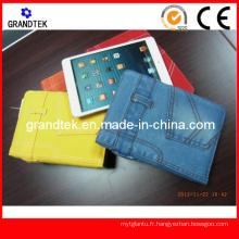 Portefeuille en cuir de mode pour iPad Mini 4
