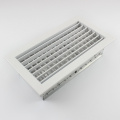 HVAC Aluminum Ventilation Ceiling Double Deflection Return Air Grille Vent