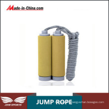 Gym Cheap Foam Handle Skipping Chinese Jump Rope