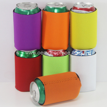 Soft drink insulator coolers for beer cans