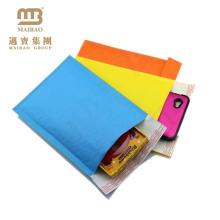 Kundengebundene gedruckte Blasen-Versandtaschen-Riss-Beweis gepolsterter Kraftpapier-Werbegeschenk Jiffy Bags / Luftblasen-Umschlag Großverkauf