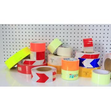 Garantía 100% 5cmx50Y Car Body Sticker Wrap Hojas de calcomanías reflectantes