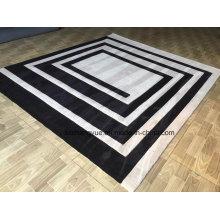Handgewebter moderner Teppich