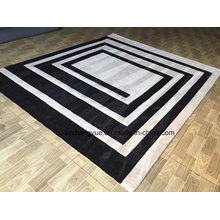 Hand Tufted Modern Style Carpet