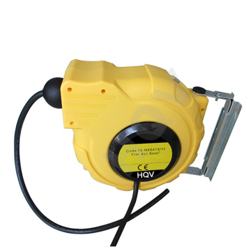 mini electric retractable cable reel for vacuum cleaner