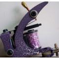 New Design Carbon Steel 8 Wrap Coils Tattoo Machine Gun for Shader Line