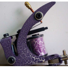 New Design Carbon Steel 8 Wrap Coils Tattoo Machine Gun for Shader Line