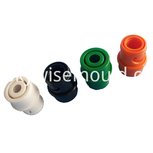 Medical connector plastic mold