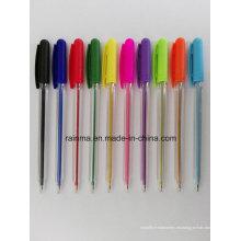 Stick Ball Pen con color de neón