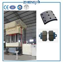 Brake Lining Forming Hydraulic Press Machine 630T