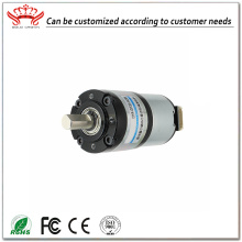Hall Encoder ile 36mm Planet Dişli Motor