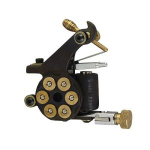 Hemp Coil Parts Newest Tattoo Machine