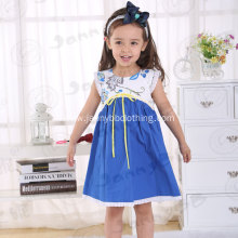 Brand Remake Boutique Baby Girls Cotton Dress