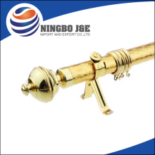 35MM Window Golden Curtain Pole