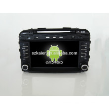 Oem ! Android 4.4 car dvd for Sorento 2015 +qual core +DVR +OBD2+1024*600+TV