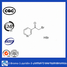 2-Bromo-1-Pyridin-3-Ylethan-1-One Hydrobromide 99% Chemical Powder CAS 17694-68-7