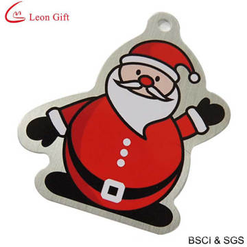 Hot Sale Promotion Gift Metal Snowman Keychain (LM1425)