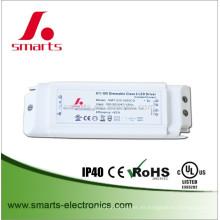15w Fuente de alimentación Dali regulable Conductor de corriente constante 500ma 15-30v