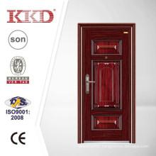Exterior Steel Door KKD-520 with High Security Level for Nigeria