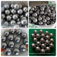 Aço carbono aço cromo aço inoxidável aço cerâmico da bola stell fábrica