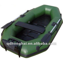 Slatted floor inflatable boat HH-F265 CE fishing kayak boat