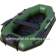 Slatted barco inflável do assoalho barco de caiaque de pesca CE HH-F265