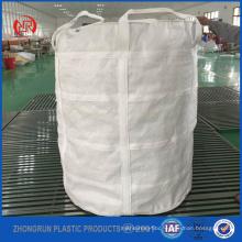 pp bulk/ jumbo/ fibc /big bag for cement mineral peanut seeds sugar corn feed 1t/1.5t/2t by ZR factory