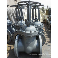 Wcb Cast Steel Py25 Dn250 GOST Gate Valve