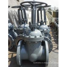 Wcb литой стали Py25 Dn250 GOST задвижки