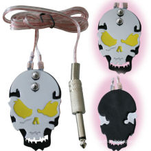 Tattoo Yellow skull pedal