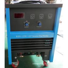Máquina de soldadura do parafuso prisioneiro do Semi-Ciclo IGBT (RSN-1250)