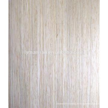 chinesisches natürliches weißes Eichenholz Furnier