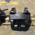 Tapón de cadena de rodillo marino para barco y tapón de cadena de acero fundido