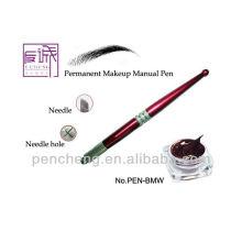 Pro Manual tatuaje maquillaje permanente ceja Pluma