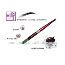 Pro Manuelle Tattoo Permanent Makeup Eyebrow Pen