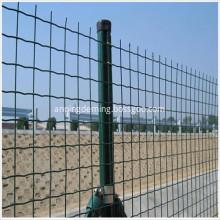 2.5mm PVC coated Euro fence