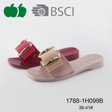 Women Fashion Plastic Pvc Slippers
