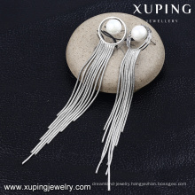 E-178 Xuping 2016 New Design Handmade Tassel Earring Wholesale Jewelry