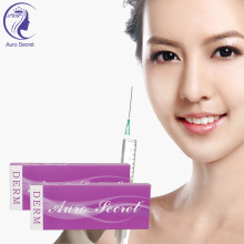 Injectionable Lipian Acid Lip Augmentation with Filler Gel