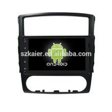 Quatro núcleos! Android 6.0 carro dvd para V93 / V97 com 9 polegadas touch screen capacitiva / GPS / Link espelho / DVR / TPMS / OBD2 / WIFI / 4G