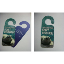 3D Effect Lenticular Plastic Hangtag Printing